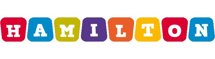 Hamilton kiddo logo