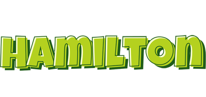 Hamilton summer logo