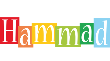 Hammad colors logo