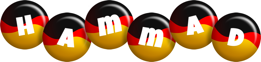 Hammad german logo
