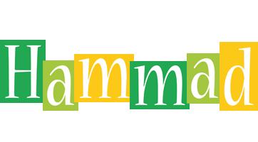 Hammad lemonade logo