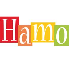 Hamo colors logo