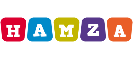 Hamza daycare logo
