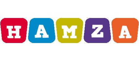 Hamza kiddo logo