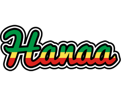Hanaa african logo