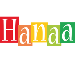 Hanaa colors logo