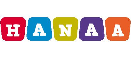 Hanaa daycare logo
