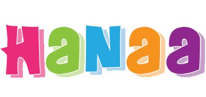 Hanaa friday logo