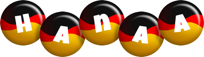 Hanaa german logo