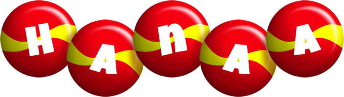 Hanaa spain logo