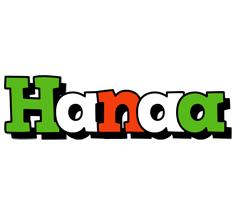 Hanaa venezia logo