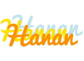 Hanan energy logo