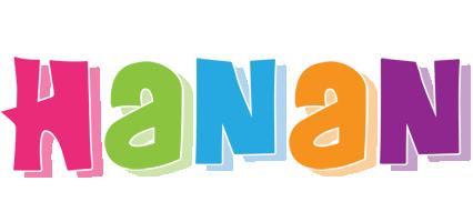 Hanan friday logo