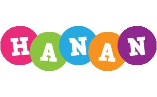 Hanan friends logo