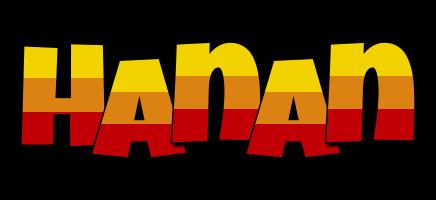Hanan jungle logo