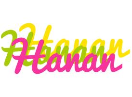 Hanan sweets logo
