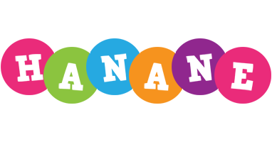 Hanane friends logo