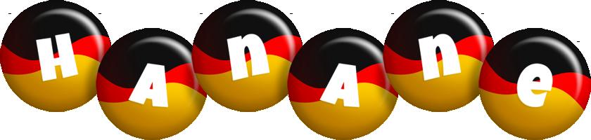 Hanane german logo