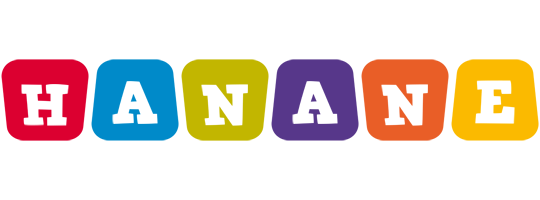 Hanane kiddo logo