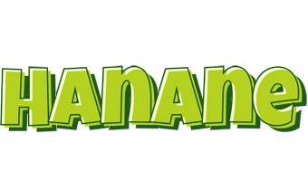 Hanane summer logo