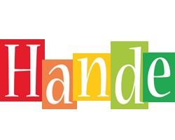 Hande colors logo