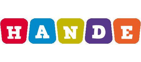 Hande kiddo logo