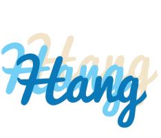 Hang breeze logo