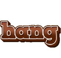 Hang brownie logo