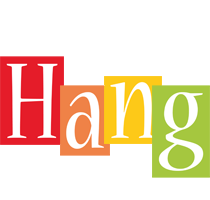 Hang colors logo