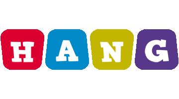 Hang daycare logo