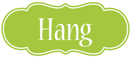 Hang family logo