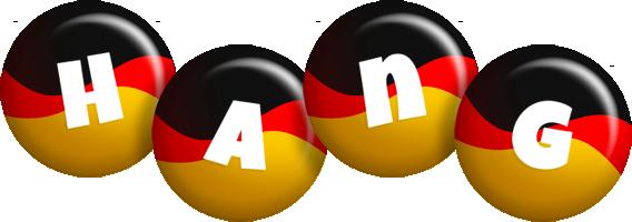 Hang german logo