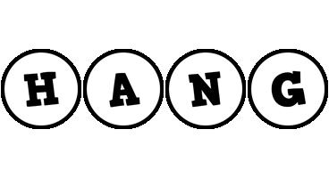 Hang handy logo