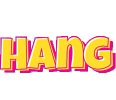 Hang kaboom logo