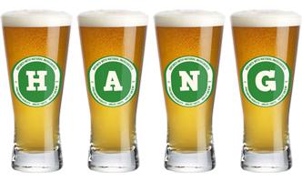 Hang lager logo