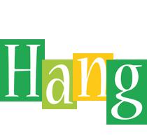 Hang lemonade logo