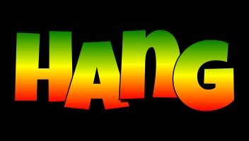 Hang mango logo
