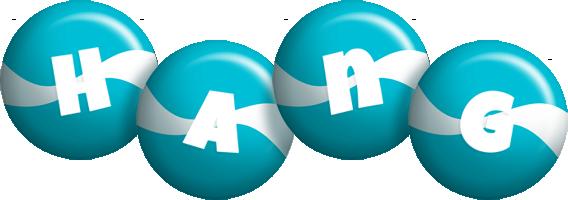 Hang messi logo