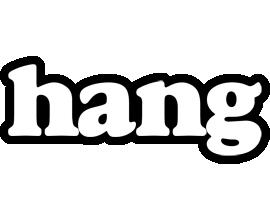 Hang panda logo
