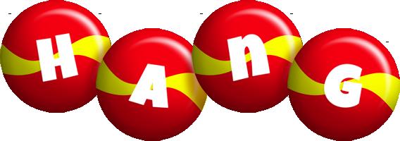 Hang spain logo