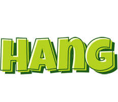 Hang summer logo