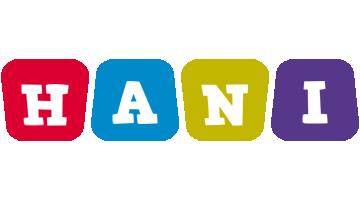 Hani kiddo logo