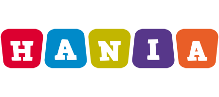 Hania daycare logo
