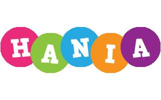 Hania friends logo