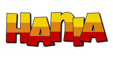 Hania jungle logo