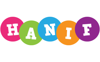 Hanif friends logo
