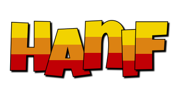 Hanif jungle logo