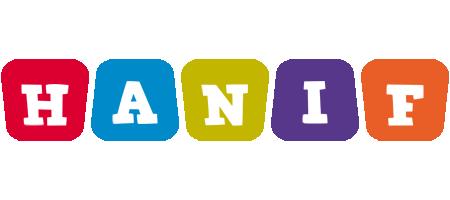 Hanif kiddo logo