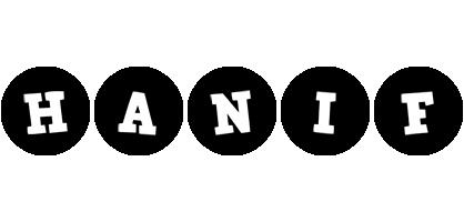 Hanif tools logo
