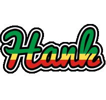 Hank african logo
